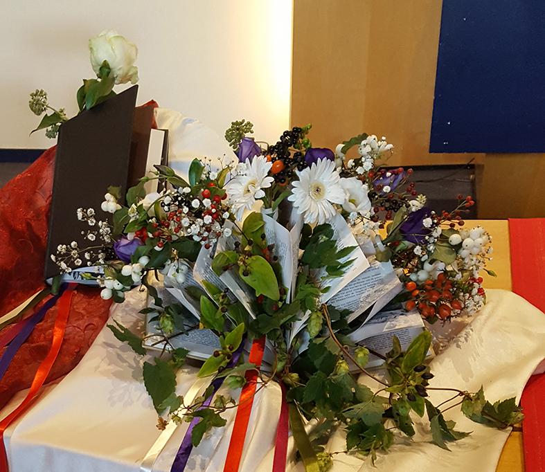 Afscheid van ds. Theo van 't Hof op 29 september 2019 in Leek