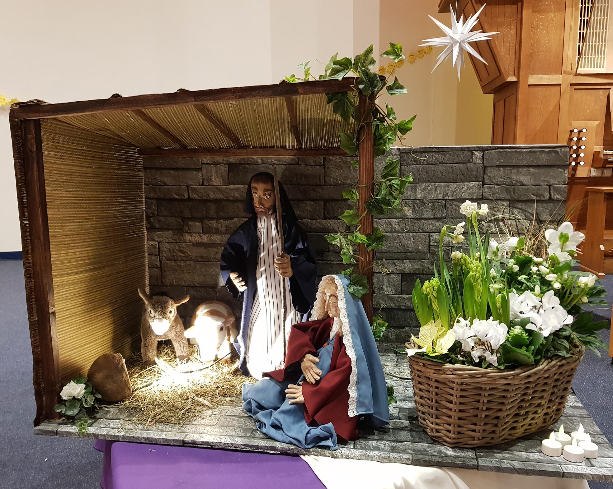Zondag 22 december 2019, 4e advent